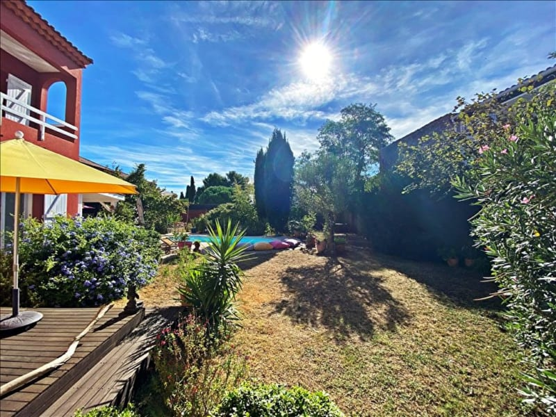 Sale house / villa Maraussan 477500€ - Picture 1