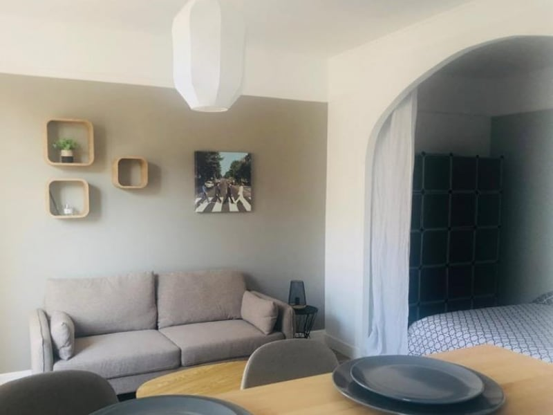 Location appartement Asnieres sur seine 870€ CC - Photo 1