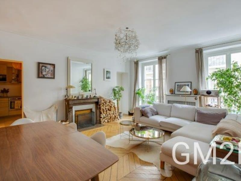 Sale apartment Paris 10ème 1885000€ - Picture 1