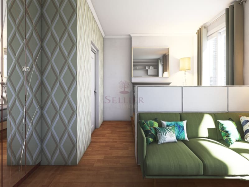Verkoop  appartement Paris 5ème 314400€ - Foto 2