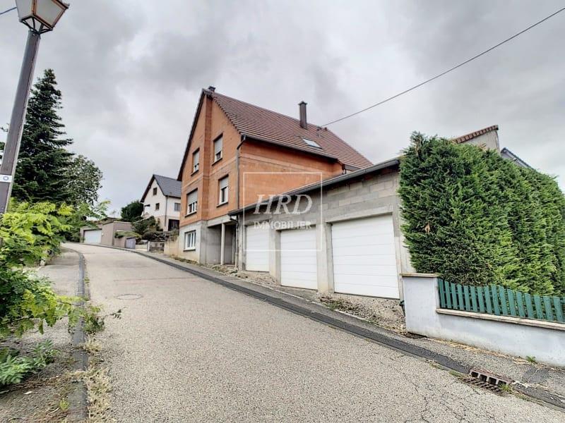 Sale house / villa Durningen 413 032€ - Picture 1