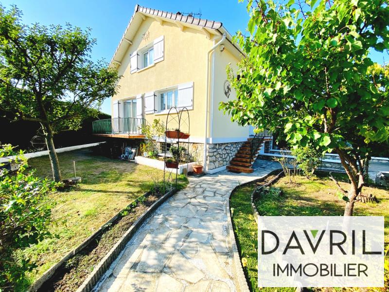 Sale house / villa Conflans ste honorine 460000€ - Picture 1
