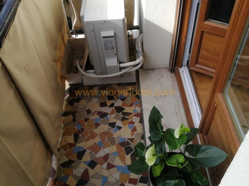 Life annuity apartment Nice 85 000€ - Picture 6
