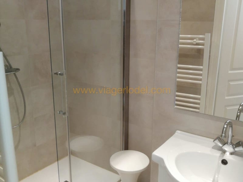 Life annuity apartment Nice 85 000€ - Picture 7