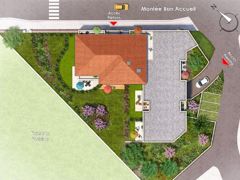 Sale apartment Vienne 317346€ - Picture 2