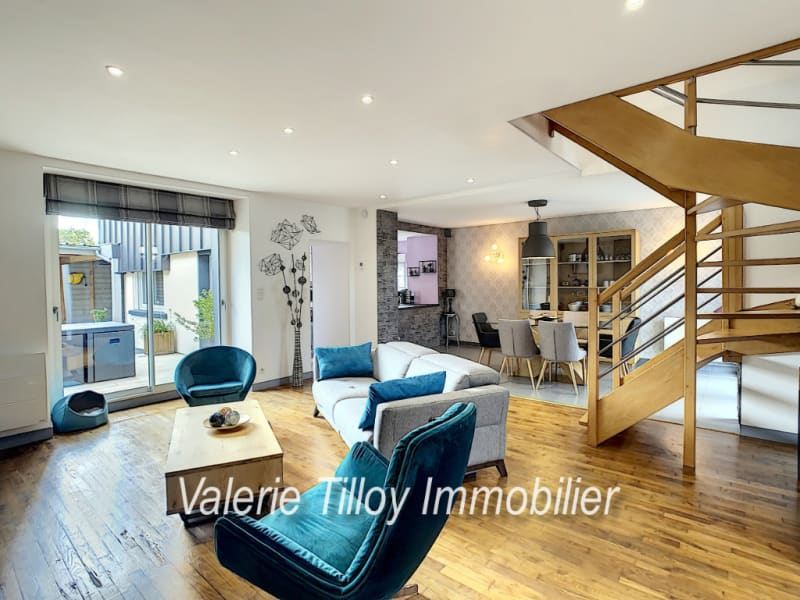 Vente maison / villa Bruz 424350€ - Photo 3