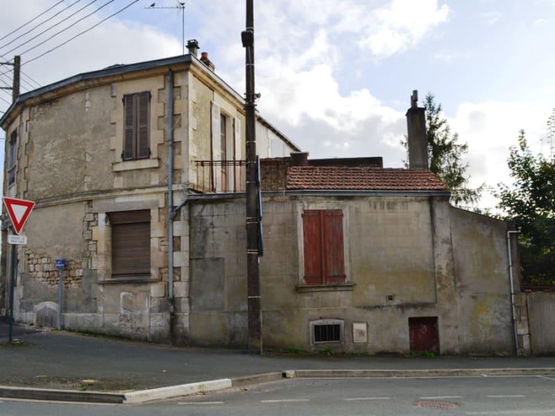 Vente maison / villa Fontenay le comte 34000€ - Photo 1