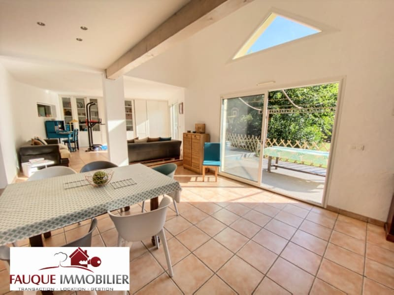 Sale house / villa Chabeuil 428000€ - Picture 3