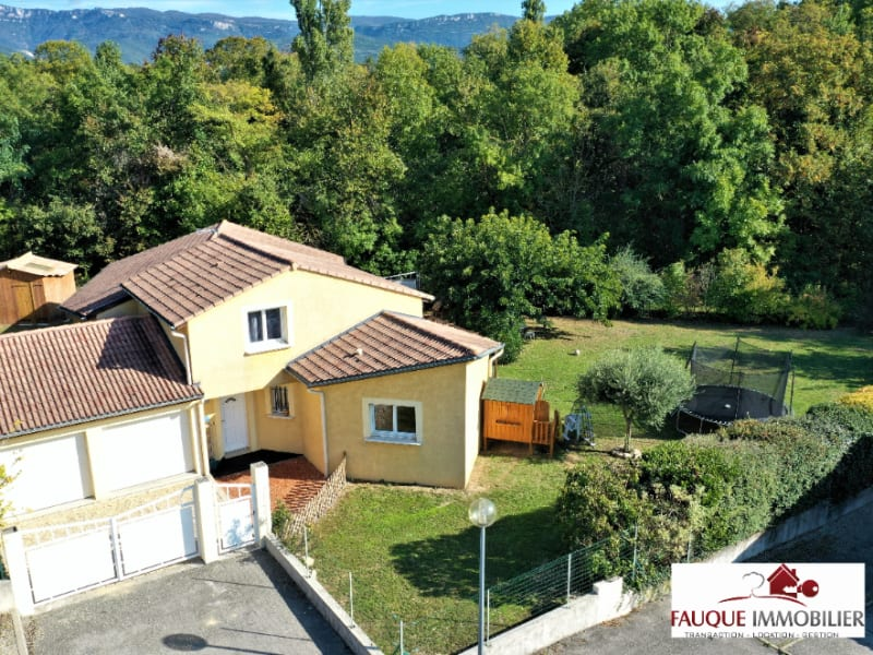 Sale house / villa Chabeuil 428000€ - Picture 6