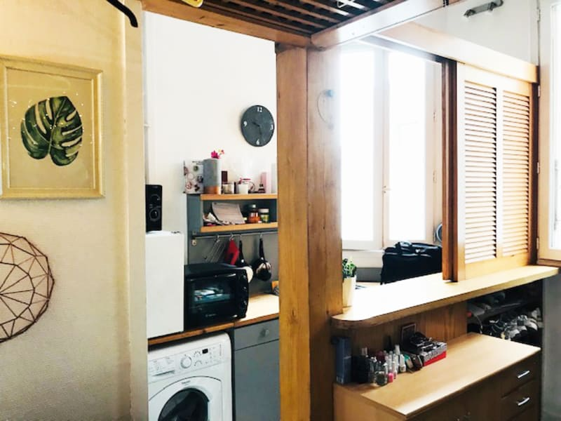 Vente appartement Paris 15ème 231000€ - Photo 2