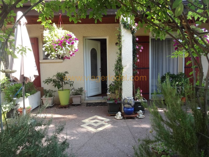 Life annuity house / villa Marsillargues 217500€ - Picture 1