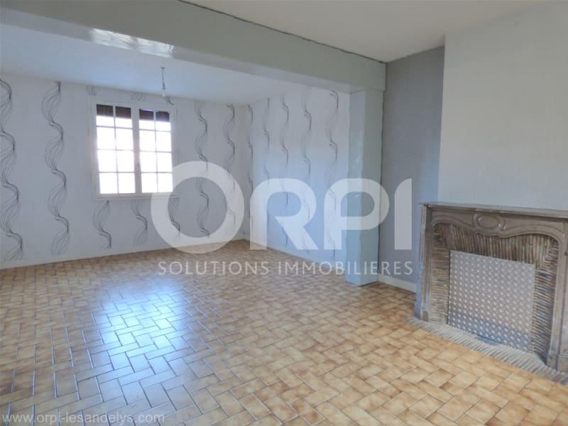 Vente maison / villa Les andelys 119000€ - Photo 3