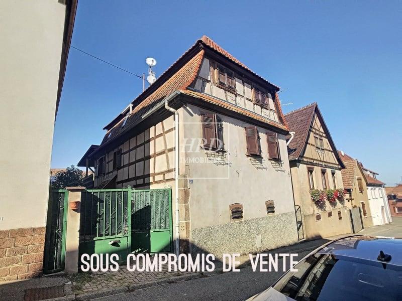 Vente maison / villa Heiligenstein 208650€ - Photo 1