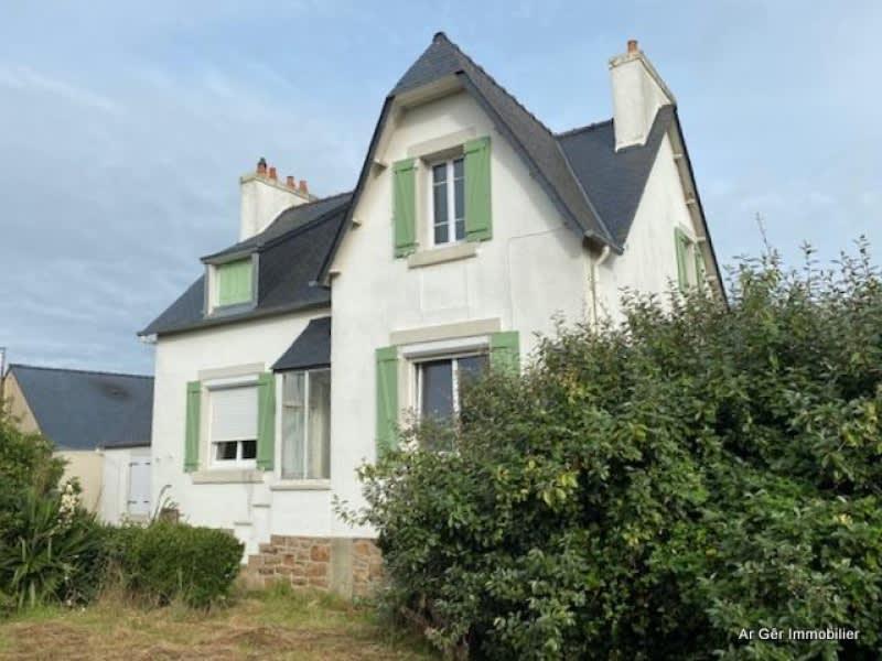 Vente maison / villa Plougasnou 165000€ - Photo 1