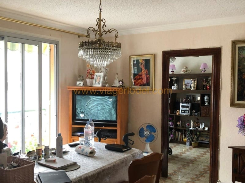 Life annuity apartment Menton 245000€ - Picture 1