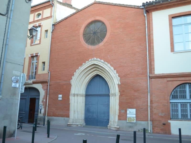 Rental apartment Toulouse 618€ CC - Picture 1