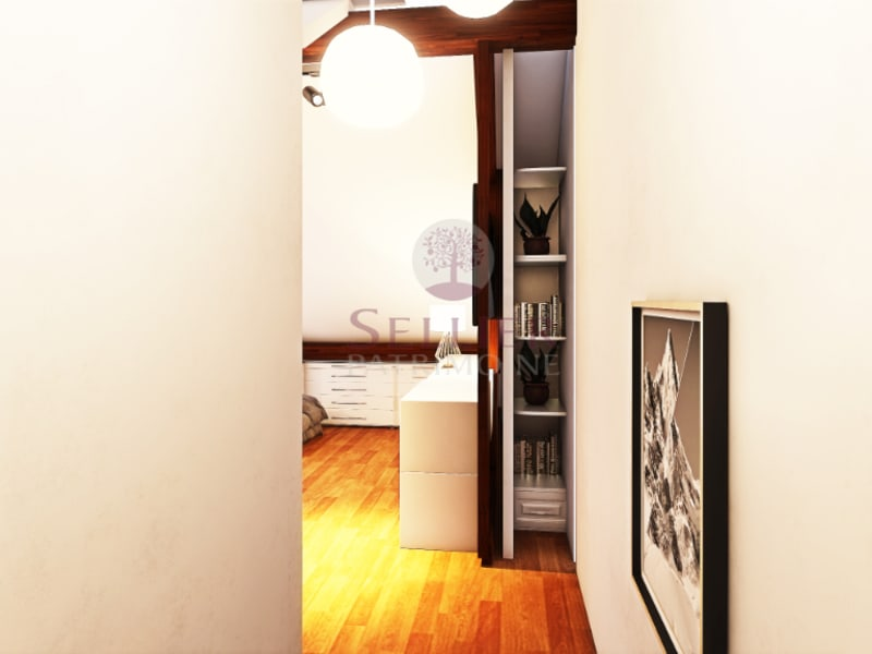 Verkoop  appartement Paris 6ème 360000€ - Foto 10
