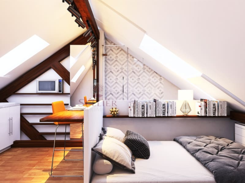 Verkoop  appartement Paris 6ème 360000€ - Foto 12