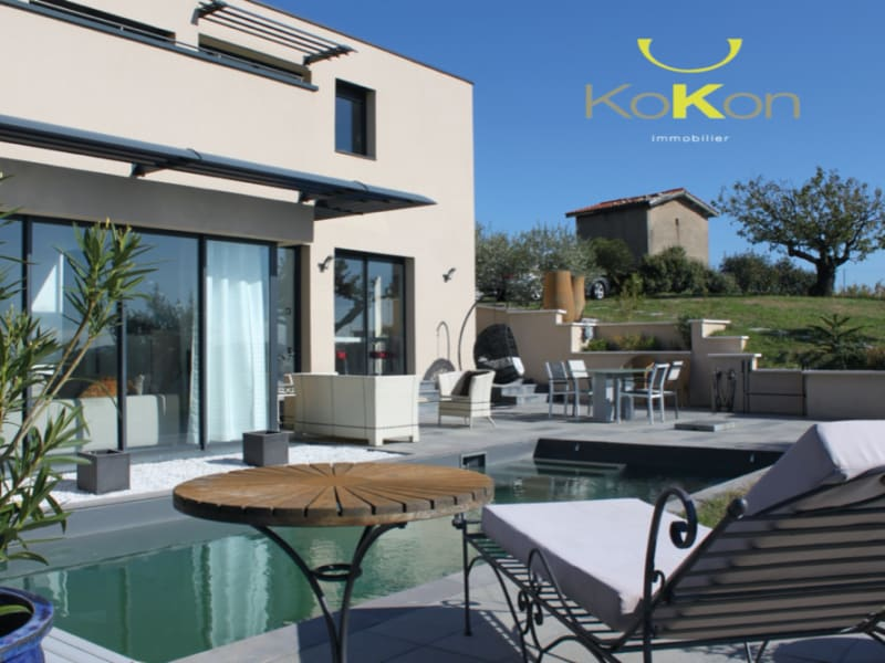 Deluxe sale house / villa Millery 1290000€ - Picture 3