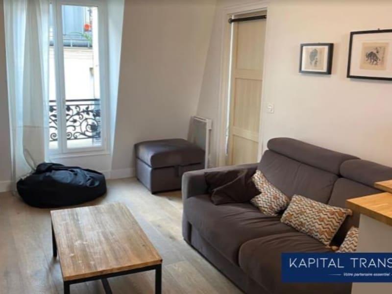 Vente appartement Paris 11ème 359000€ - Photo 1