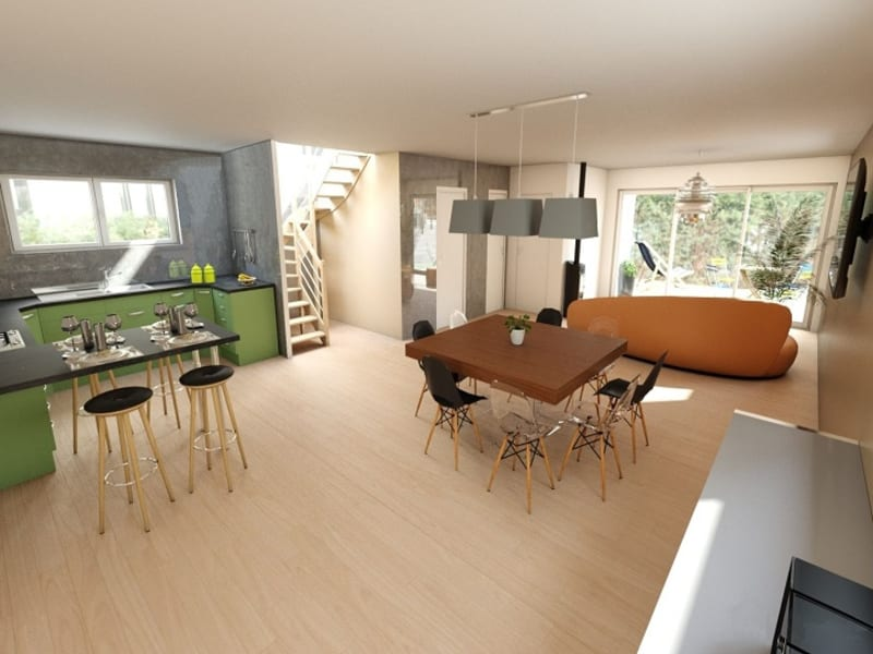 Sale site Guignen 75500€ - Picture 3