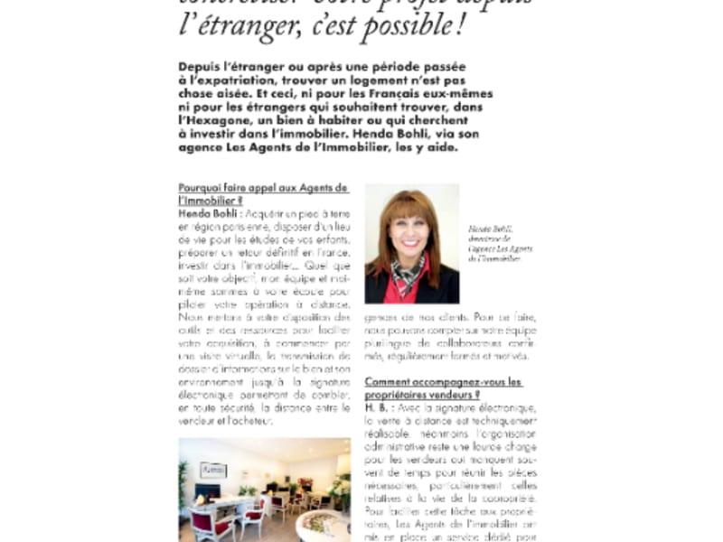 Verkauf von luxusobjekt wohnung Courbevoie 970000€ - Fotografie 13