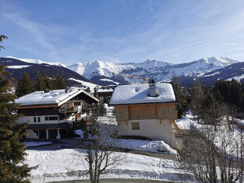 Vacation rental apartment Megeve 1560€ - Picture 3