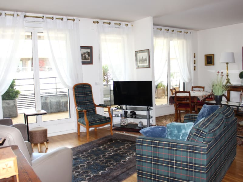 Vente appartement Marly le roi 550000€ - Photo 2