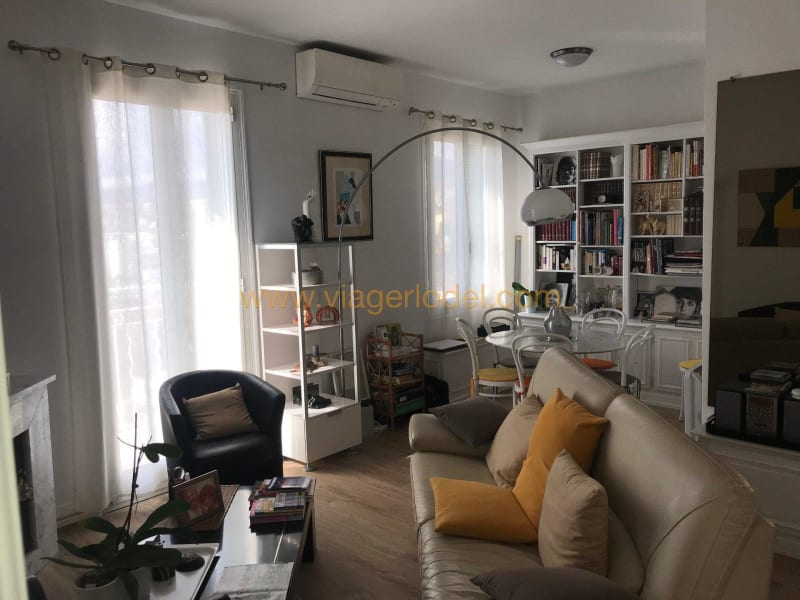 Life annuity apartment Nice 63500€ - Picture 2