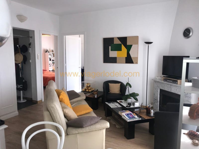 Life annuity apartment Nice 63500€ - Picture 3