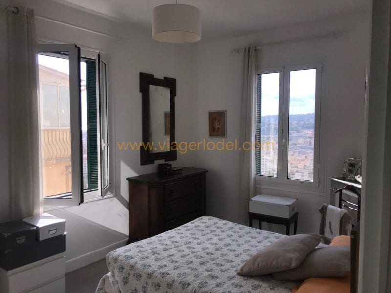 Life annuity apartment Nice 63500€ - Picture 5