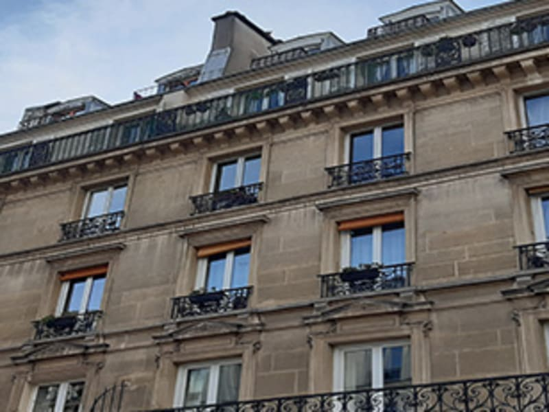 Sale apartment Paris 18ème 667000€ - Picture 1