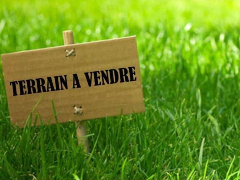 Venta  terreno Veretz 85000€ - Fotografía 1