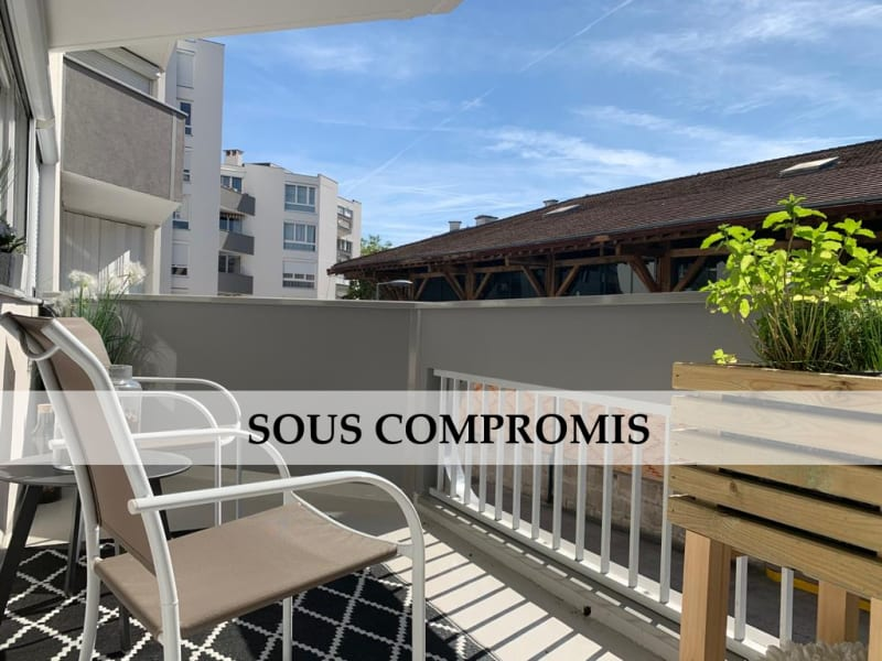 Sale apartment Poissy 294000€ - Picture 1