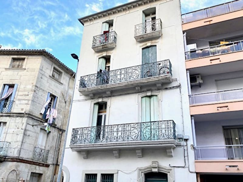 Vente immeuble Beziers 379 000€ - Photo 1
