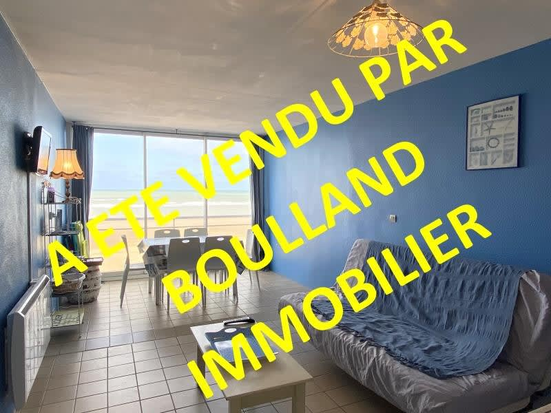Vente appartement Fort mahon plage 189 000€ - Photo 1