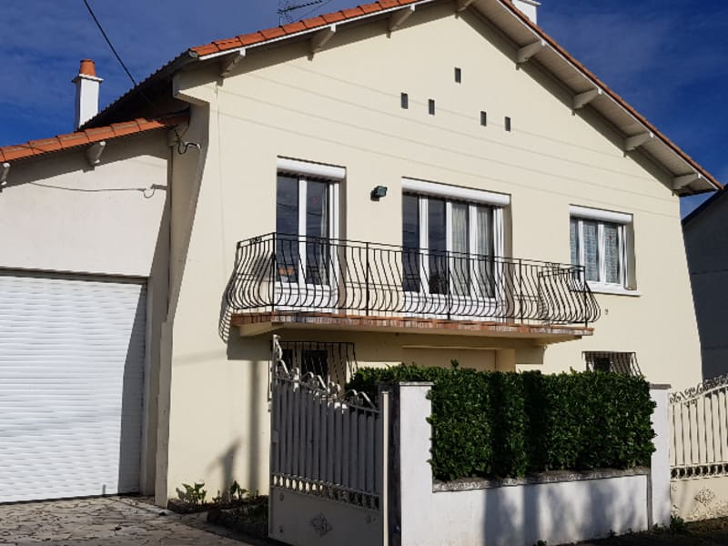 Sale house / villa Aiffres 188 900€ - Picture 1