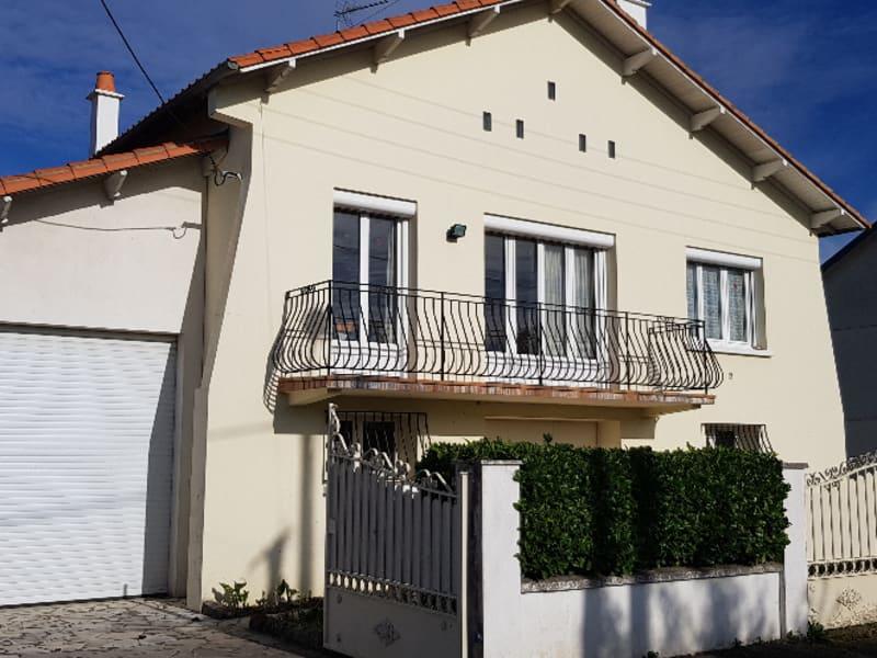 Sale house / villa Aiffres 172900€ - Picture 1