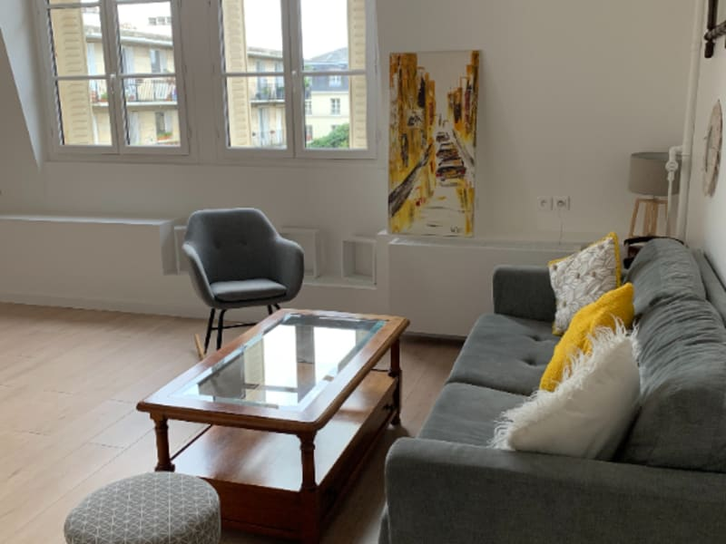 Rental apartment Saint germain en laye 2 600€ CC - Picture 7