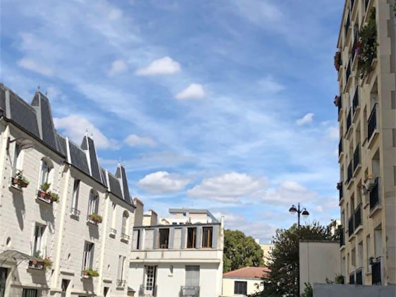Sale apartment Paris 15ème 295000€ - Picture 1
