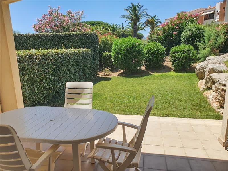 Sale apartment Les issambres 420000€ - Picture 1