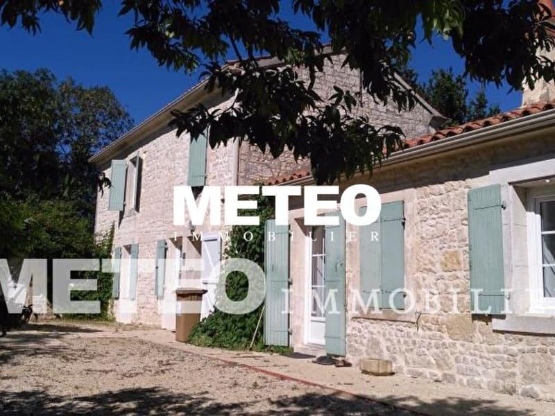 Sale house / villa Lucon 392000€ - Picture 1