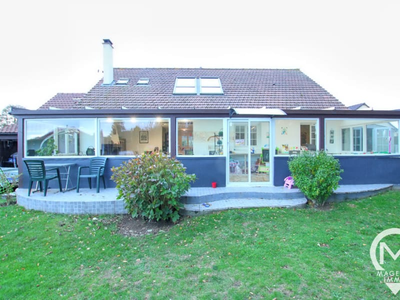 Sale house / villa Bosgouet 239500€ - Picture 10