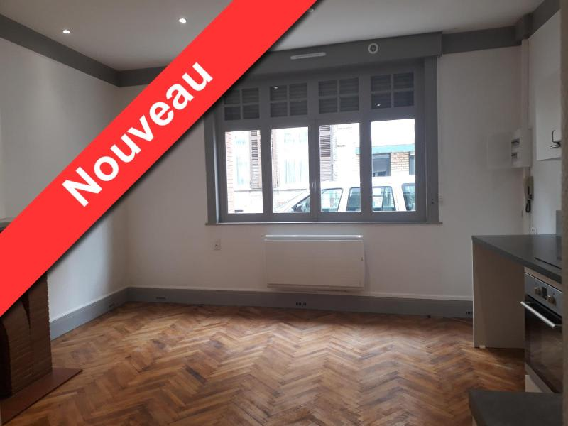 Rental apartment Saint-omer 402€ CC - Picture 2