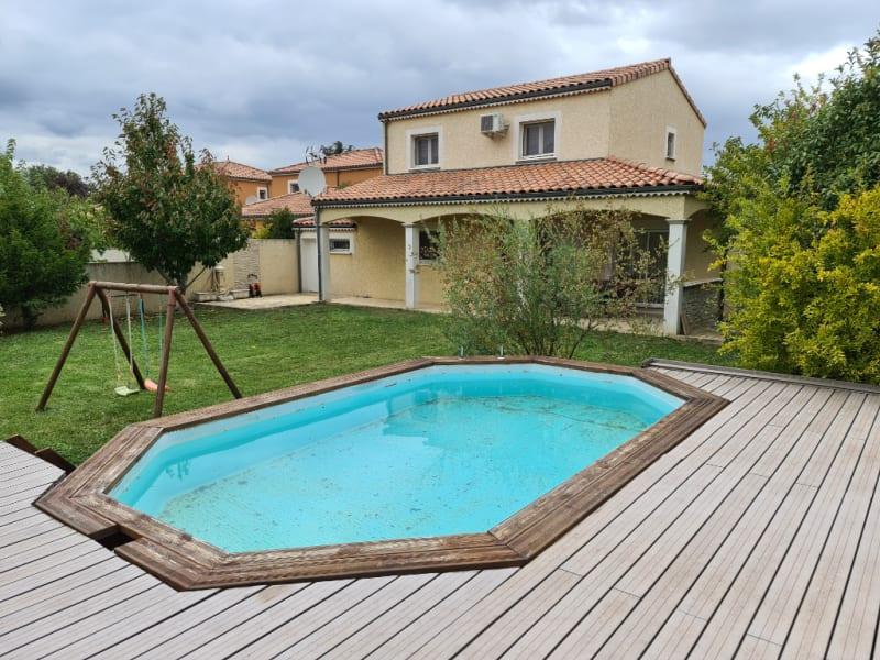 Sale house / villa Saint marcel les valence 340000€ - Picture 1