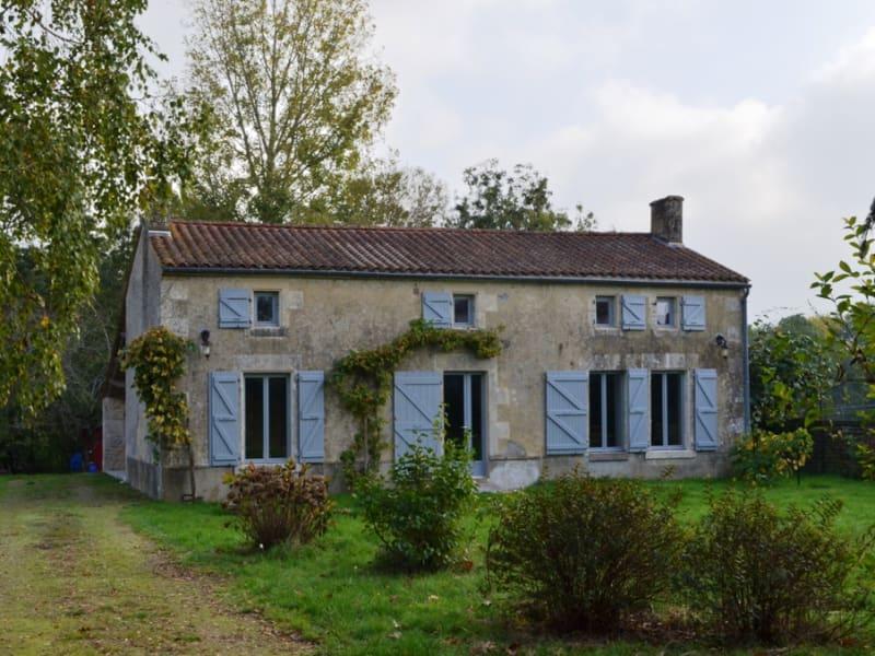 Vente maison / villa Maillezais 158800€ - Photo 1