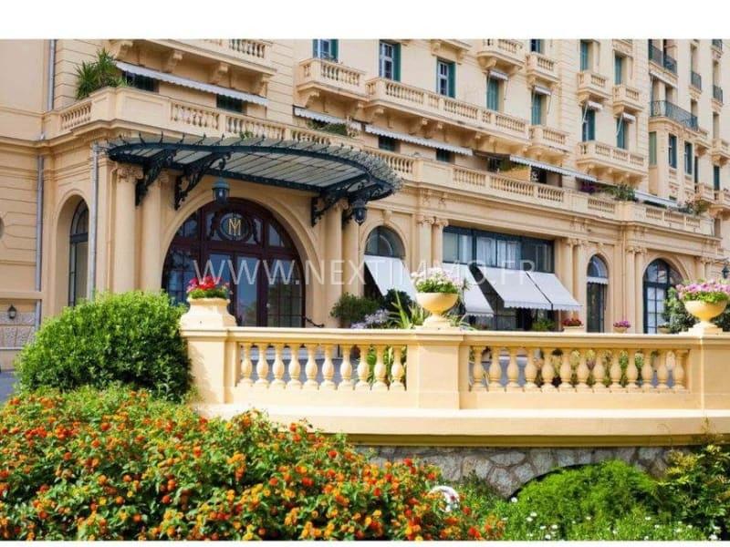 Verkauf von luxusobjekt wohnung Menton 493500€ - Fotografie 1