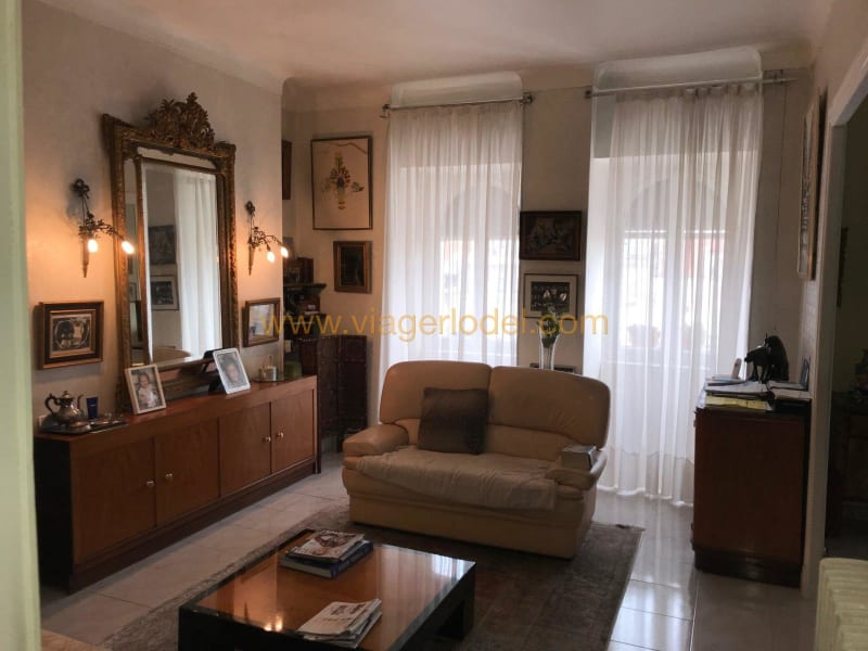Viager appartement Nice 240000€ - Photo 1