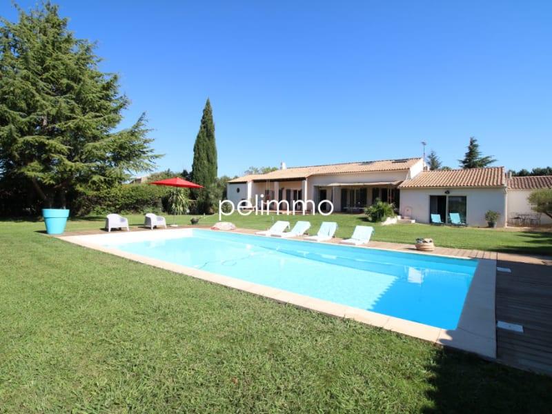 Vente maison / villa Lancon provence 725000€ - Photo 1