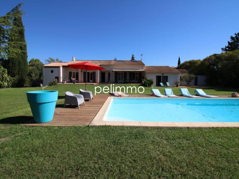 Vente maison / villa Lancon provence 725000€ - Photo 2